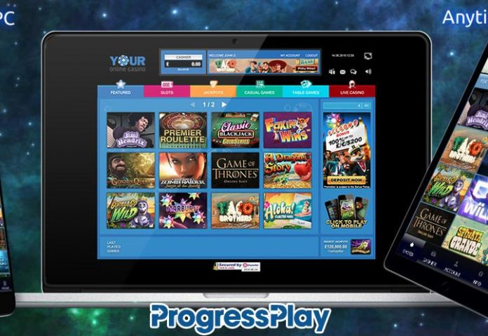 Progress Play agreed to waive the maximum winnings withdrawal limits