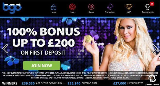BGO Casino UK