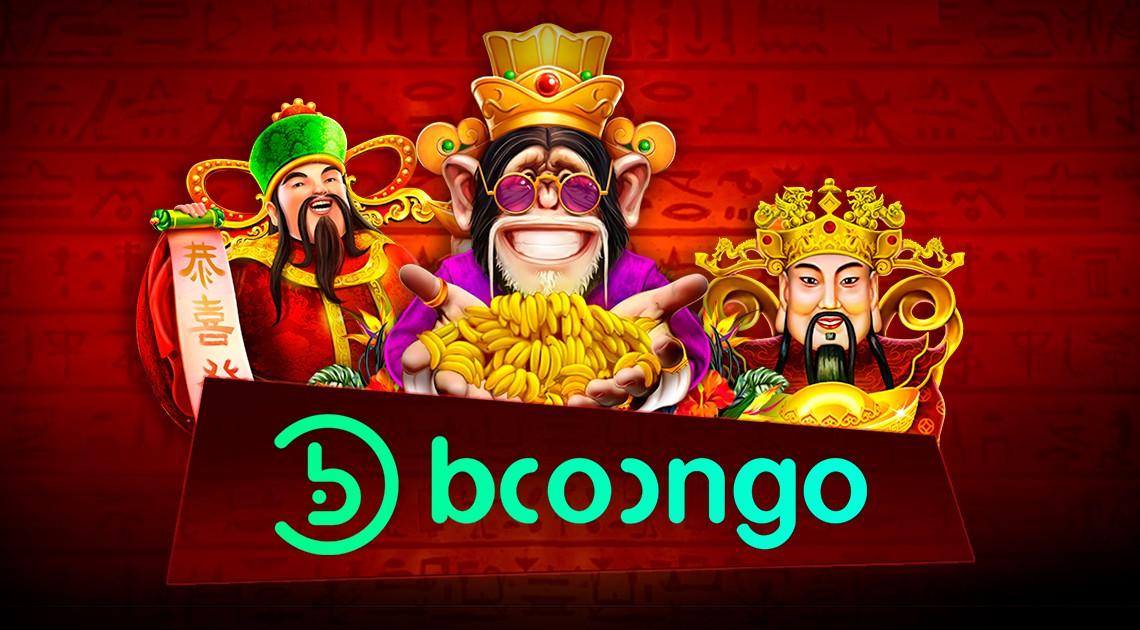 Casino games developer Booongo