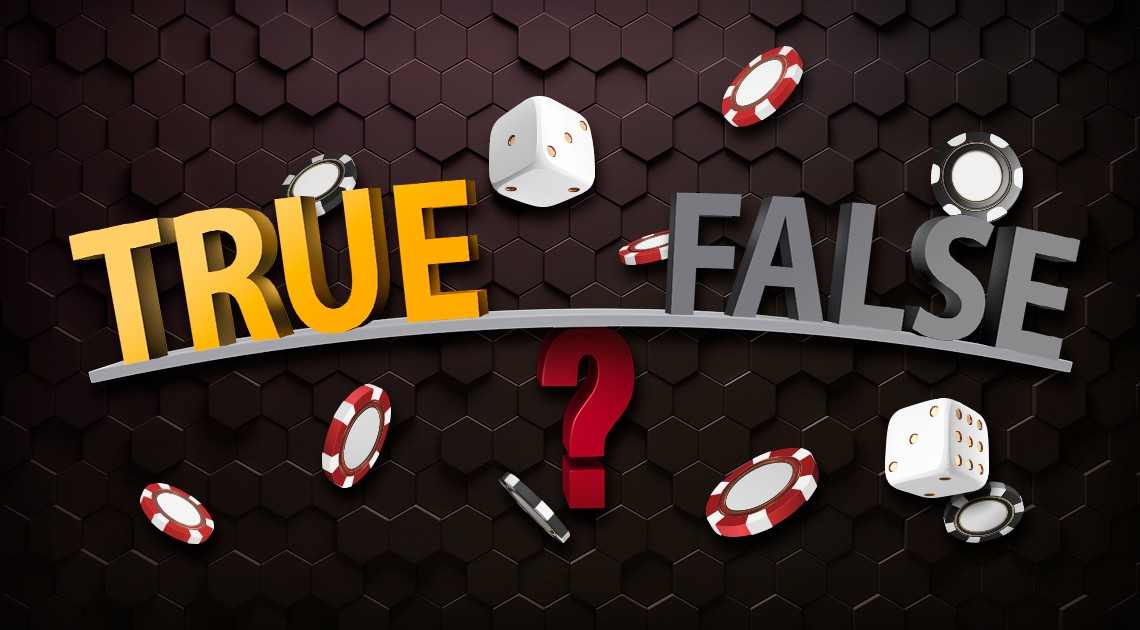 OLD MYTHS ABOUT MODERN ONLINE CASINOS