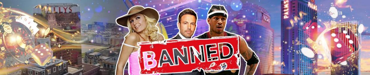 6 Prominente, die aus Casinos verbannt wurden--