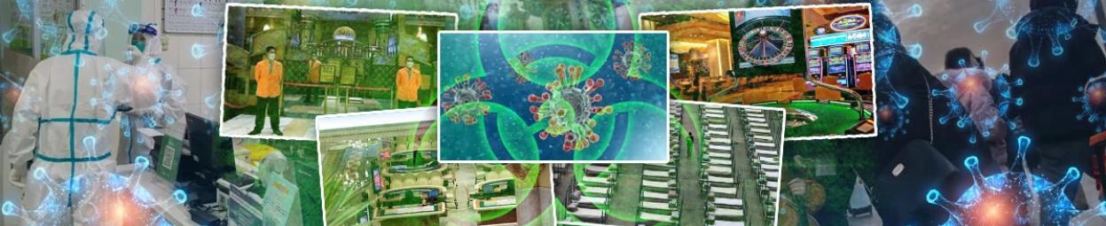 China schließt Macau Casinos, um die Ausbreitung des Coronavirus einzudämmen