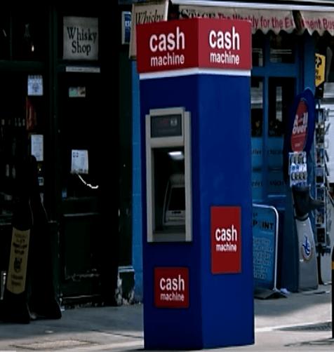 Der Geldautomat des Real Hustle