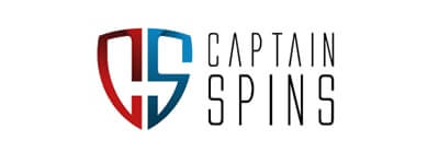 Captain Spins Casino Logo