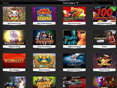 Diamond Club VIP Casino Bonus Review
