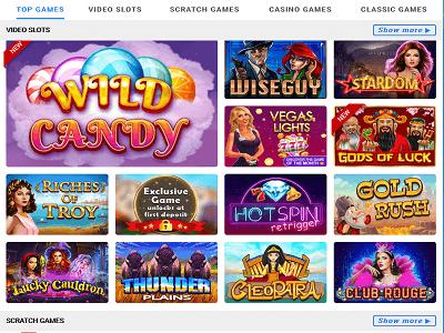 Lucky wheel online