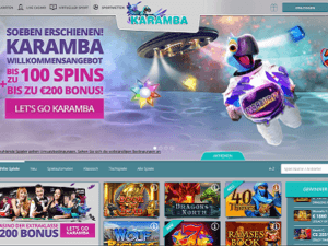 Karamba Casino Review