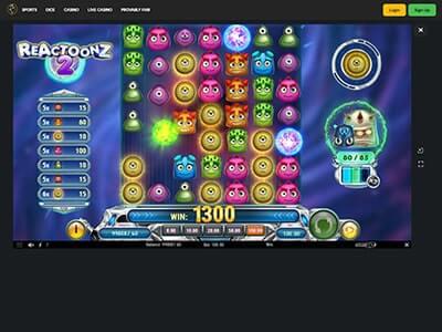 Fortunejack Screenshot
