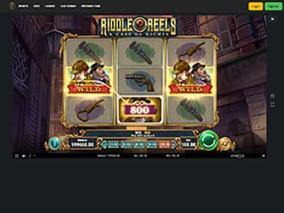 Riddle Reeds Screenshot 1