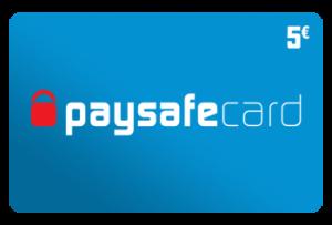 5€ paysafecard