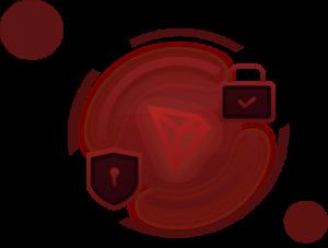 Sicherheit Tron