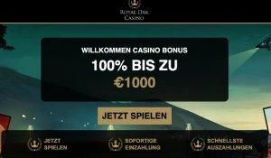 royaloak-casino-willkommenbonus