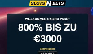 SlotsNBet Casino