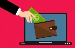 Ein- und Auszahlung Wallet