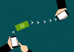 Einzahlung per Handyrechnung