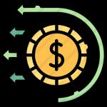 Cashback free Icon