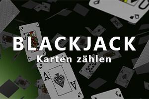Blackjack Karten zählen
