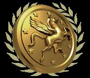 Divine Fortune Bonussymbol Goldmünze