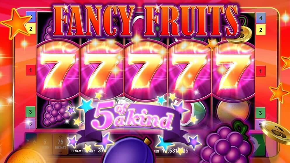 Fancy Fruits Slot