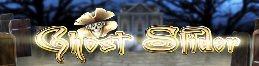 Ghost Slider Slot logo groß