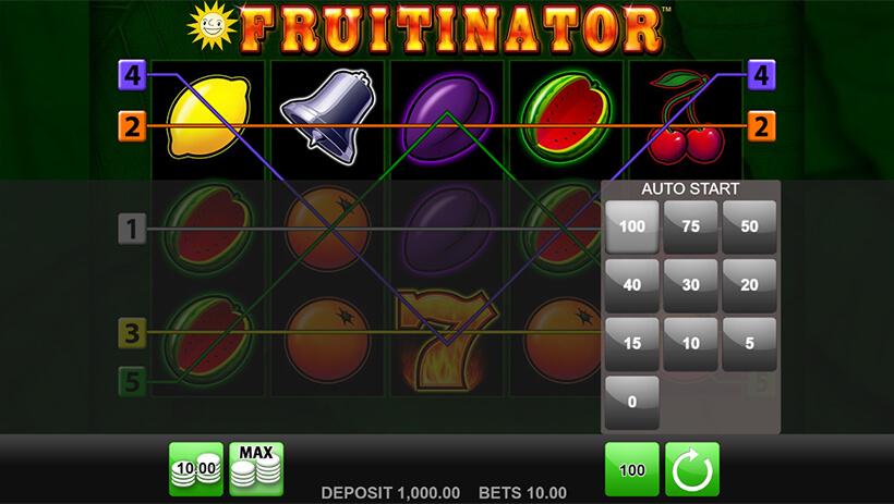 fruitinator 4