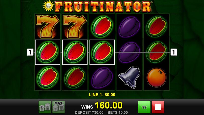 fruitinator 5