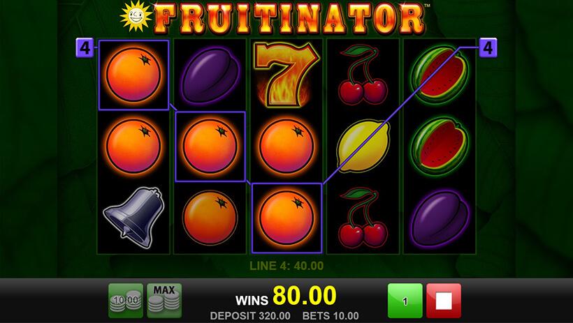 fruitinator 6
