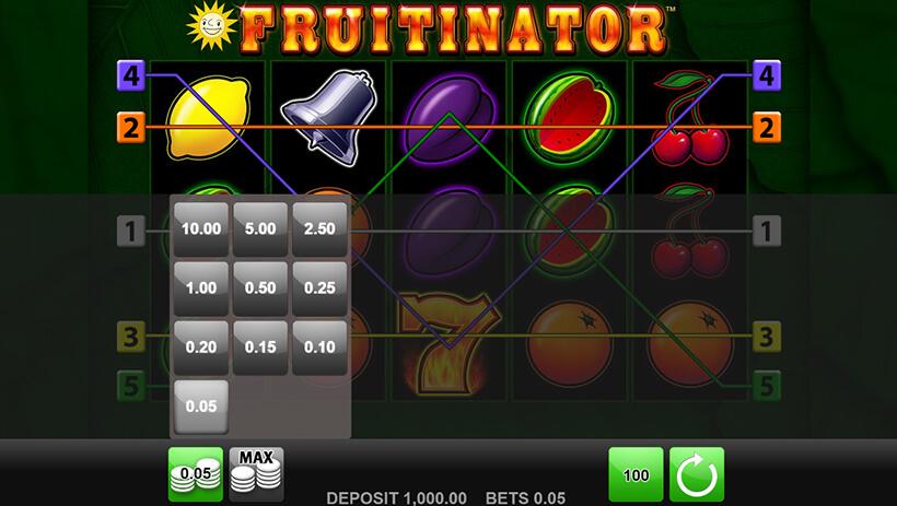 fruitinator 7